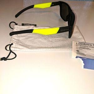 NWT SMITH Lowdown XL Sunglasses